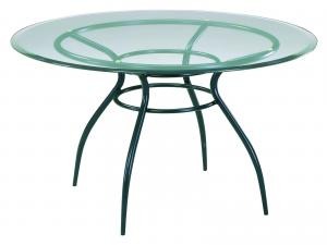 CECT-014 | Glass Round Table
